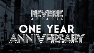 reverie one year anniversary