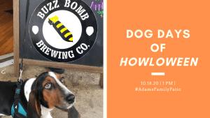 dog days of howloween