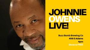 Johnnie Owens LIVE!