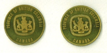Front side of the SeaBus token
