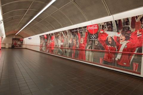 More Coke ads!