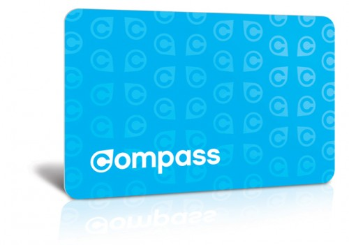 Compass: our new electronic fare card