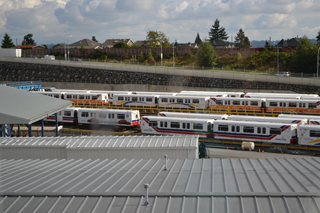 BC Rapid Transit Companys Control Centre