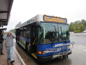 #232 to Downtown Belligham (Whatcom County)