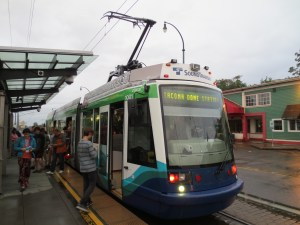 Tacoma Link - off main course