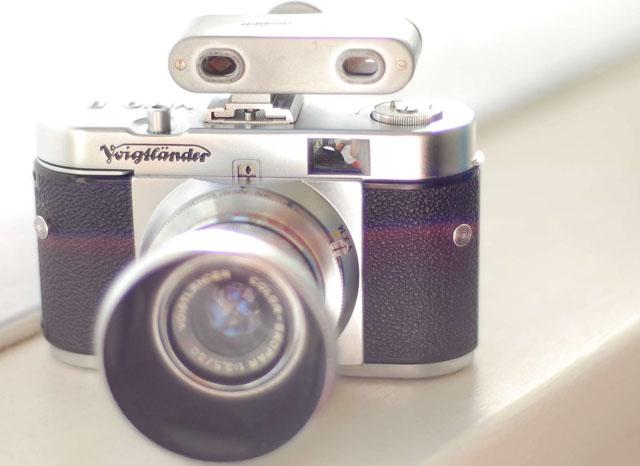 JJ's Voigtlander Vito B camera