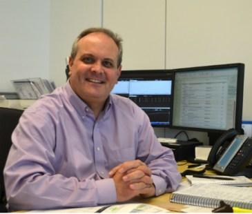 Derek Bacchioni, TransLink Treasury Manager