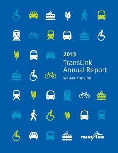 2013 TransLink Annual Report