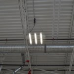 LED lighting to conserve energy