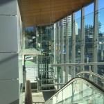 Burquitlam Station - inside