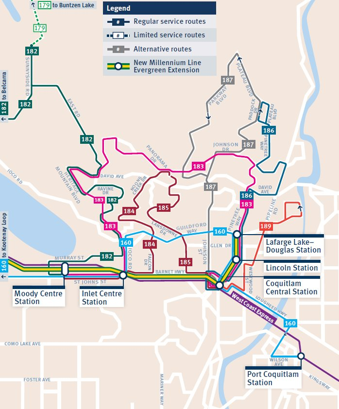 The Buzzer blog » Bus Route Buzz: Port Moody and north