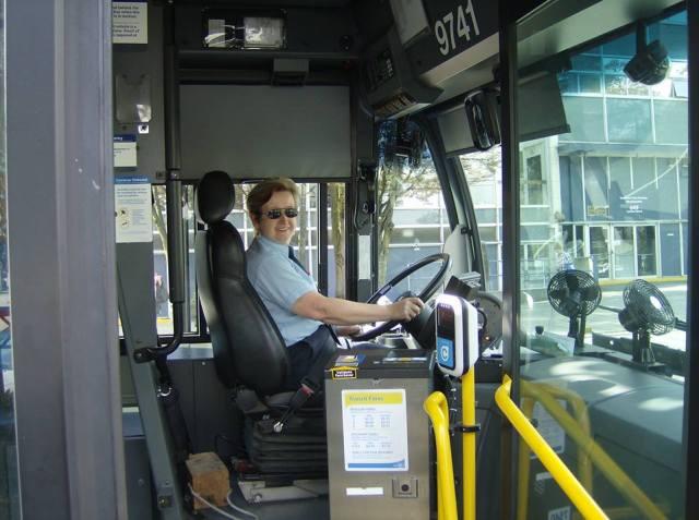 Bus Operator AMA