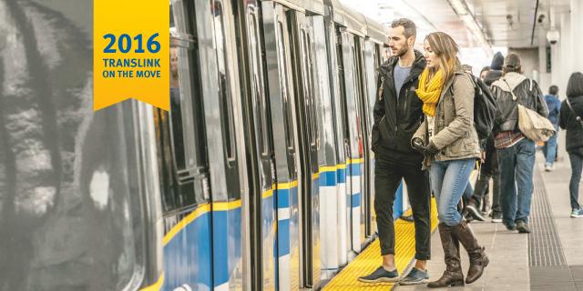 TransLink on the Move Ridership