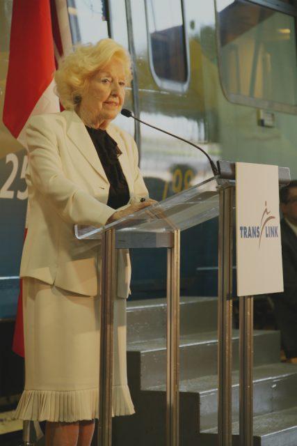 Grace McCarthy 2011 OMC