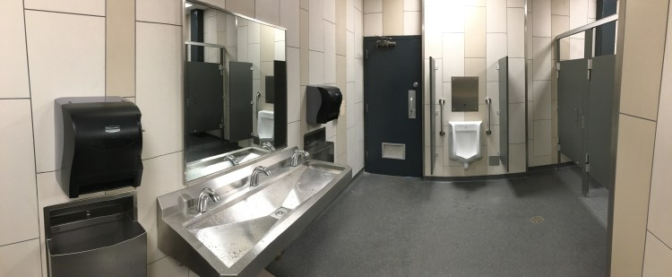 SeaBus Washrooms