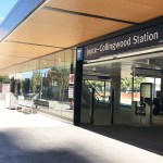 Photo of Joyce–Collingwood Station