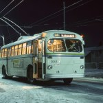 Ice Storm at 22nd and Slocan Street 1974