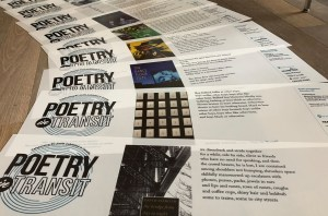 Poetry in Transit 2018