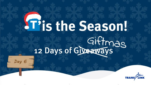 12 Days of Giftmas - Day 6