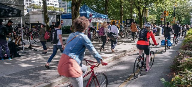 Bike to Work Week this spring is May 27 to June 2!