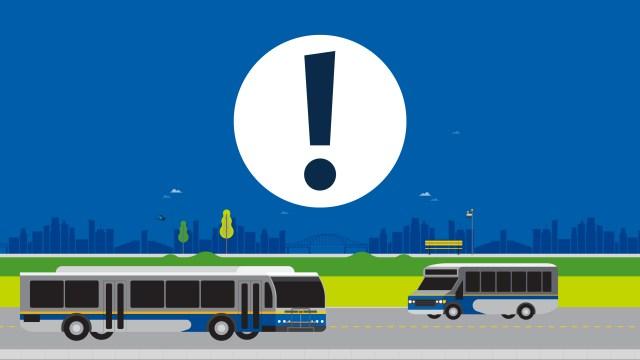 Bus Alert