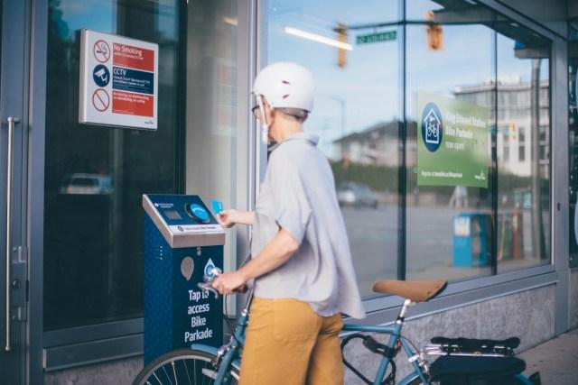 Bike Parkade