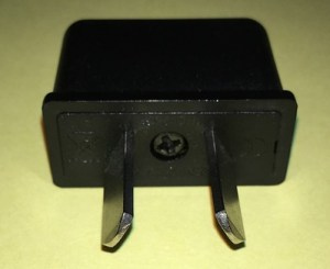 Australian quiz buzzer power pack adapter