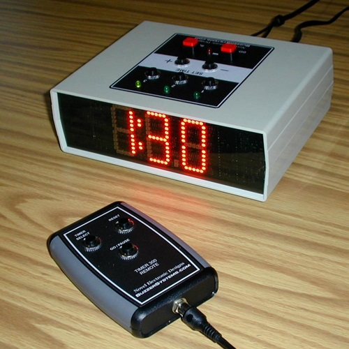 quiz game lockout timer TMR400 bright display remote control