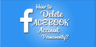 Delete Facebook Account Permanently | How to #DeleteFacebook