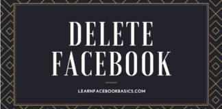 How to Temporarily Deactivate Your Facebook Account | How to #DeleteFacebook