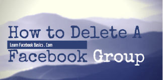 How to Delete My Facebook Group | Delete Fb Group