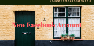 Open New Facebook Account | Create Account On Facebook