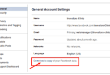 Delete My Facebook Account NOW