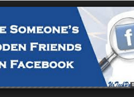 How to View Friendship on Facebook 2020