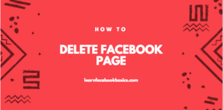 How Can I remove my page from Facebook? | Delate a Facebook Page