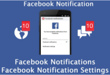 Facebook Notifications –  Facebook Notification Settings | Facebook Notifications Troubleshooting