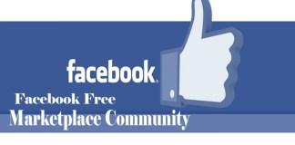 Facebook Buy & Sell Local Marketplace Community Nearby Me - USA, Canada, Australia, etc