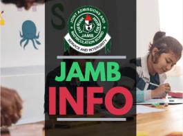 JAMB Info