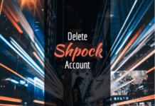 How To Delete Your Shpock Account