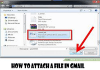 Attach Free Gmail
