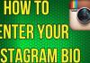 Center Your Bio On Instagram