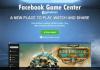 Facebook Game Center
