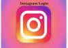 Instagram Login With Facebook Account