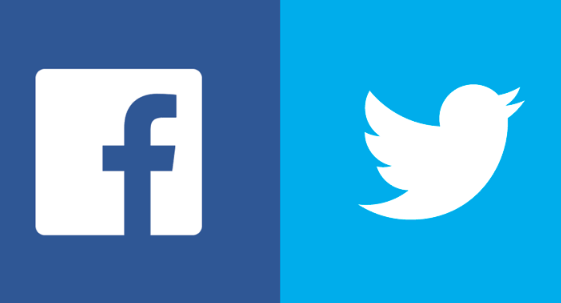Linking Twitter and Facebook
