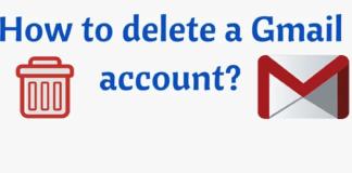 How To Delete Gmail Account – Delete My Account / Features Of How To Delete Gmail Account