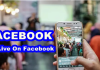 Go Live On Facebook – How To Go Live On Facebook / Facebook Live Streaming Now