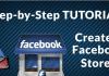 Build A Facebook Store – How To Build A Facebook Store | Open a Facebook Shop