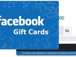 Facebook Gift Cards Online Uses – Facebook Game Card Redeem   How To Buy Facebook Games Item