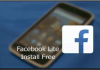 Facebook Lite Install Free