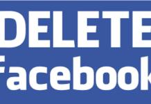 Delete FB